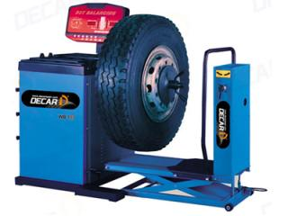 WB190 Truck and Car Wheel Balancer with Super LE Display